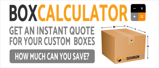Custom Box Calculator